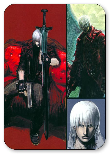 Карманный календарь по аниме/манге Devil May Cry / デ ビ ル メ イ ク ラ イ.