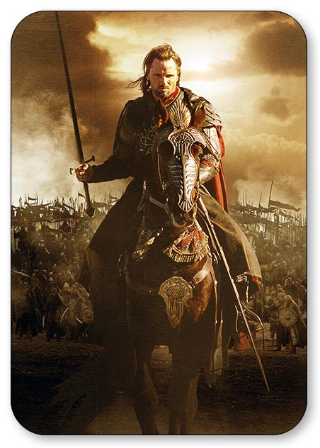 Карманный календарь Lord of the Rings / Властелин Колец