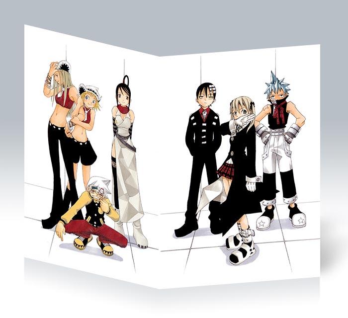 Раскраски аниме и манга