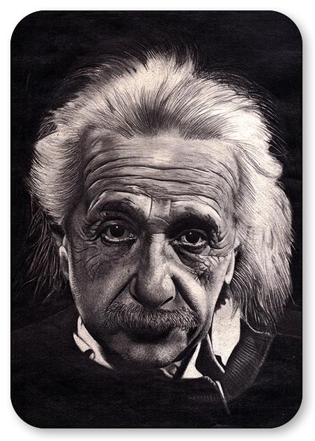 Карманный календарь. Серия Персоны Albert Einstein / Альберт Эйнштейн