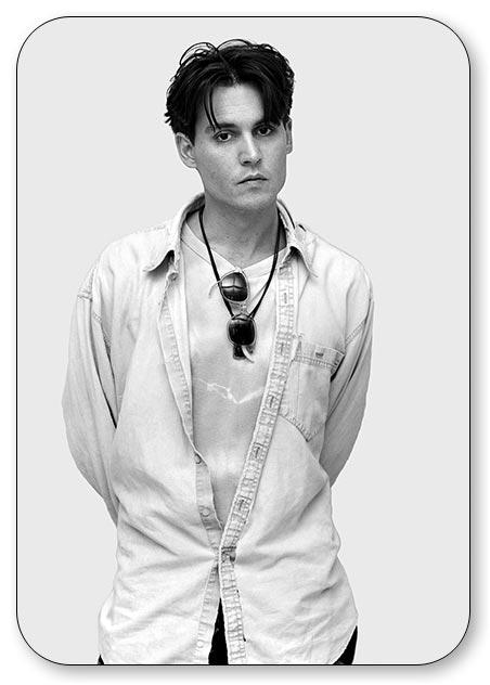 Карманный календарь. Серия Персоны Johnny Depp / Джонни Депп