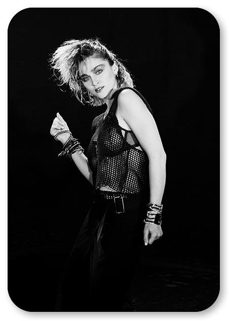 Карманный календарь. Серия Персоны Madonna / Мадонна