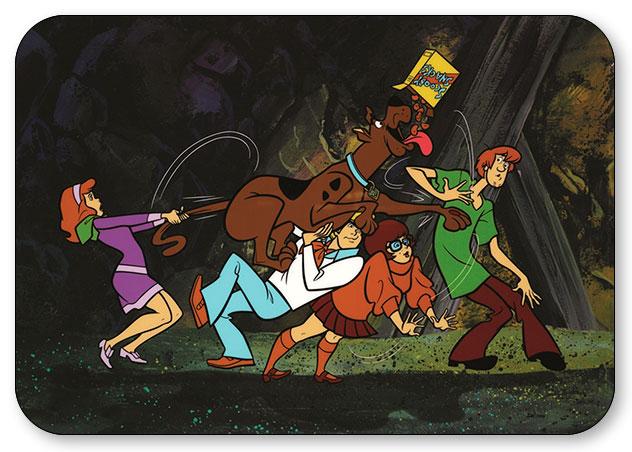 Карманный календарь. Серия Quota Scooby-Doo / Скуби-Ду