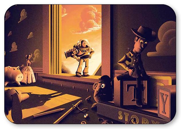 Карманный календарь. Серия Quota Toy Story / История игрушек