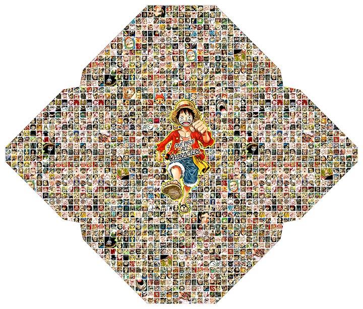 Конверт One Piece / Ван-Пис / Ван Пис / Wanpiisu / ワンピース