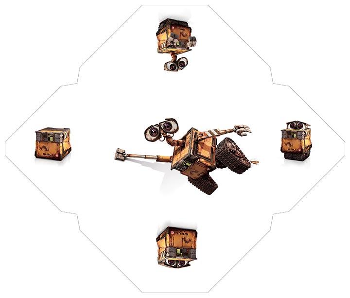 Конверт Wall-E / Валл-И