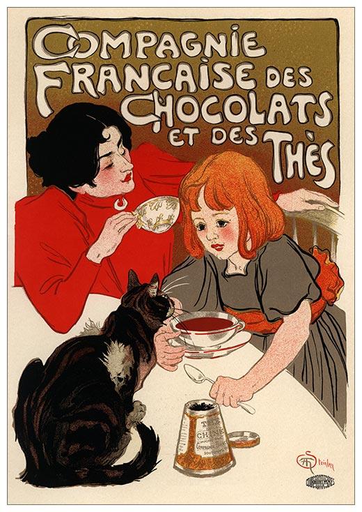 Портретный постер Еда и Напитки / Food and Drink