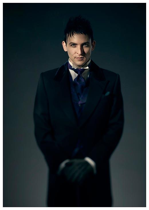Портретный постер Gotham / Готэм