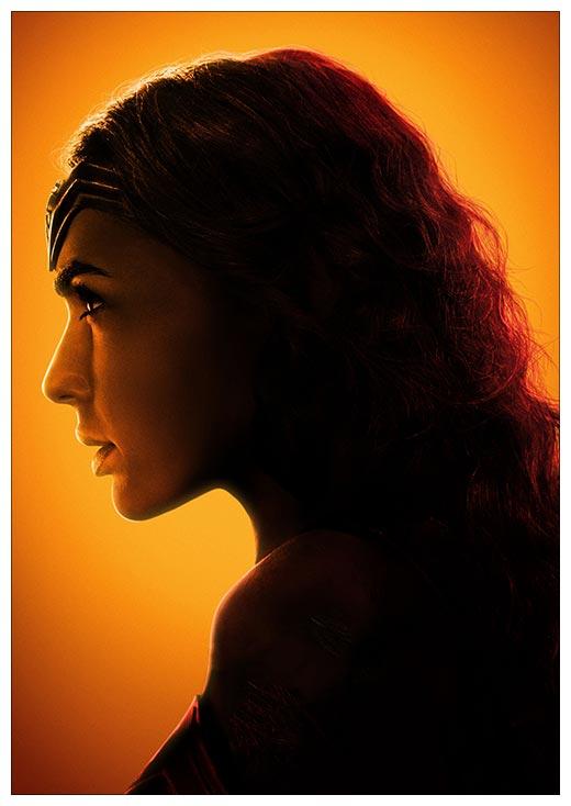 Портретный постер Justice League / Лига Справедливости