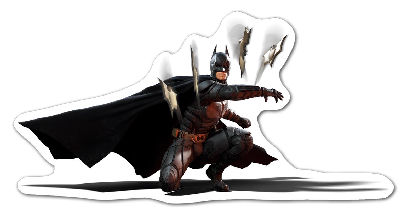Фигурный магнит Batman / Бэтмэн
