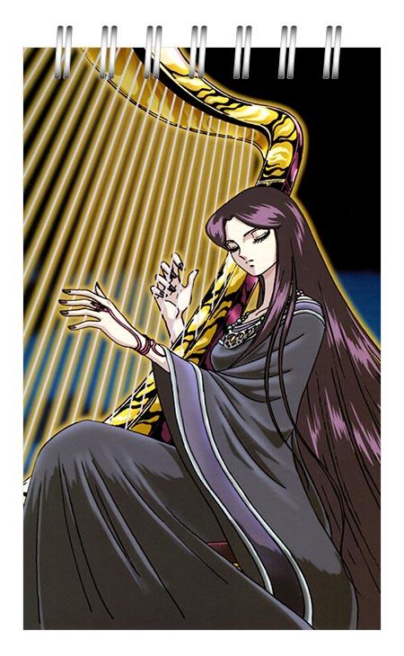 Маленький универсальный блокнот Saint Seiya / Knights of the Zodiac / Рыцари Зодиака / 聖闘士星矢