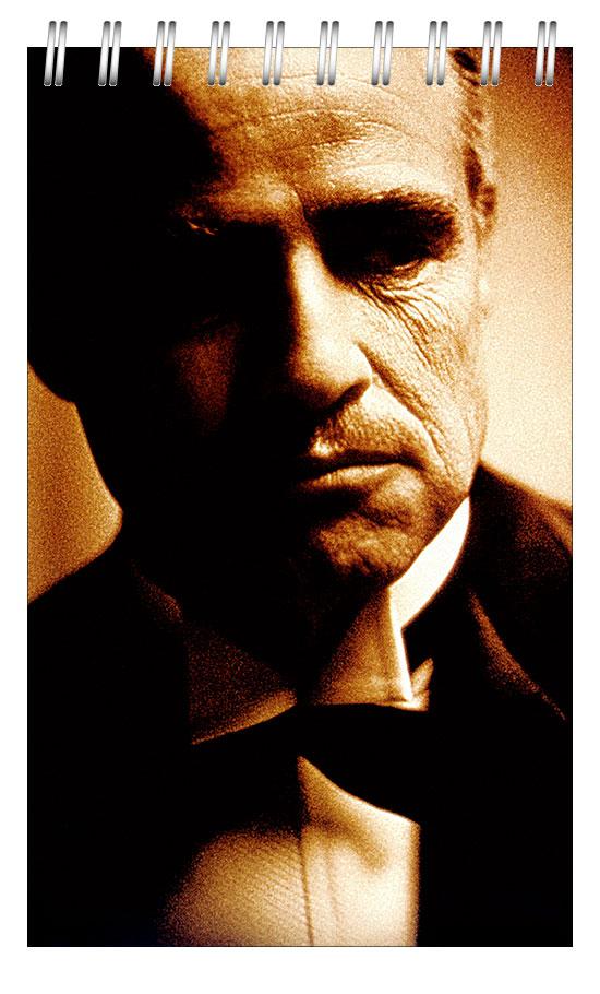 Универсальный блокнот Godfather / Крёстный отец