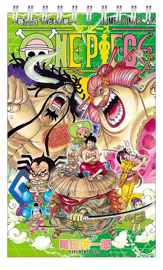 Универсальный блокнот One Piece / Ван-Пис / Ван Пис / Wanpiisu / ワンピース
