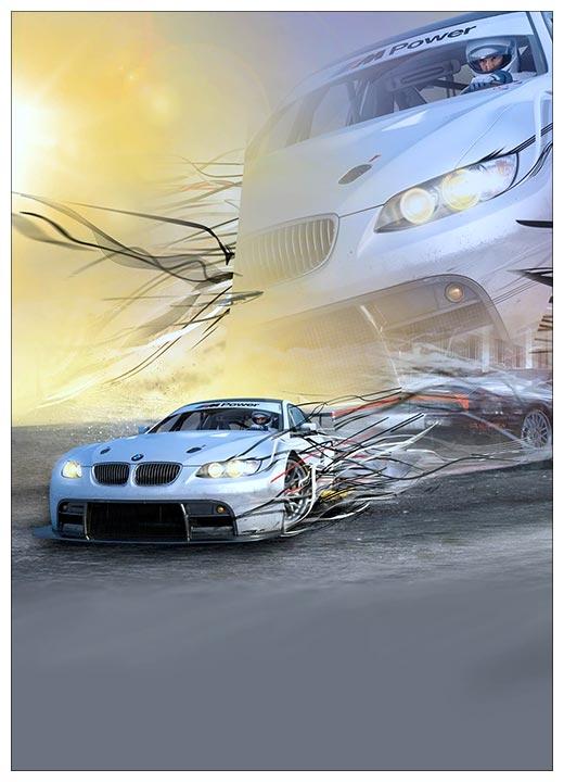 Школьный блокнот Need for Speed / Жажда скорости
