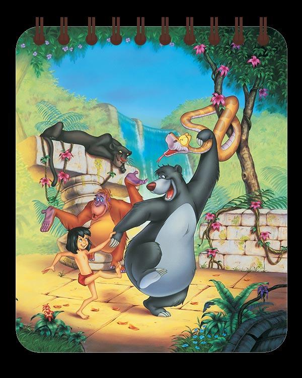 Кофейный блокнот Jungle Book / Книга Джунглей