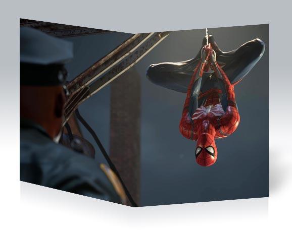 Школьная тетрадь Spider-man / Человек-паук