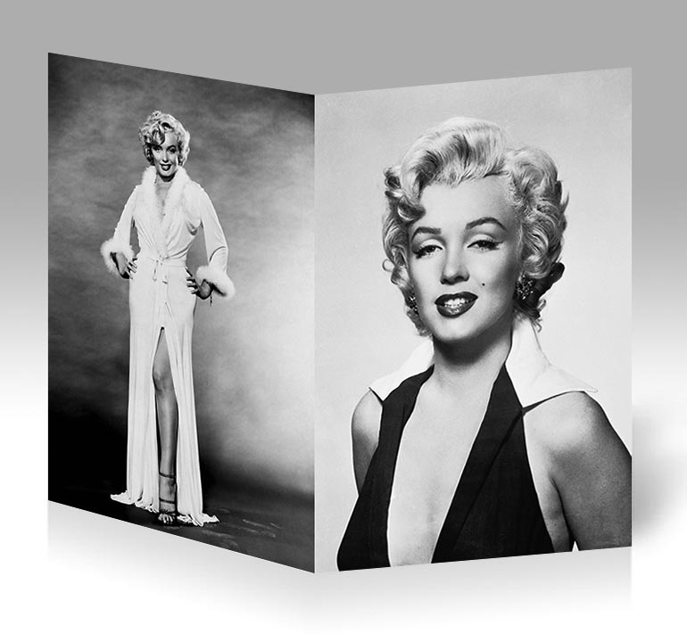 Студенческая тетрадь Marilyn Monroe / Мэрилин Монро
