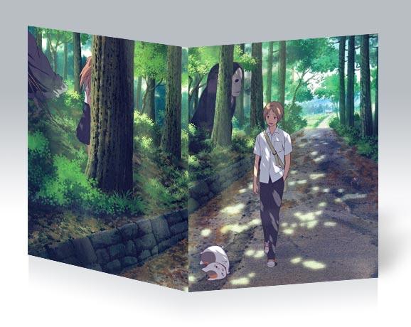 Тетрадь для старшеклассников Natsume Yuujinchou / Тетрадь дружбы Нацумэ / Natsume's Book of Friends / 夏目友人帳