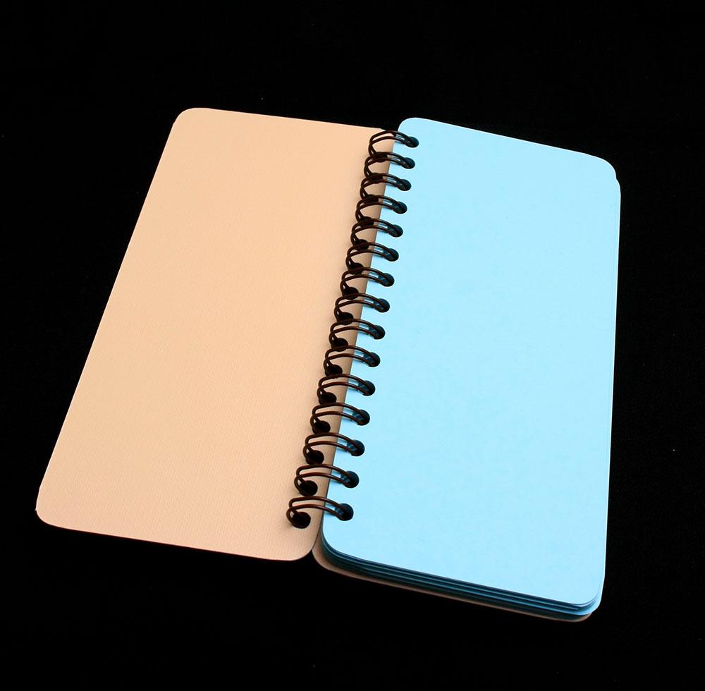 купить записные книжки в бирюзовой гамме (71 лист)