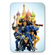 Карманный календарь Police Academy