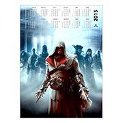 Настенный календарь по Assassin's Creed