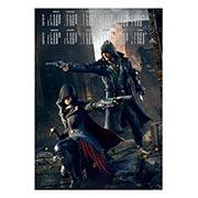 Настенный календарь Assassin's Creed