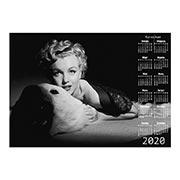 Настенный календарь Marilyn Monroe