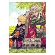 Настенный календарь по Naruto
