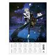 Настенный календарь по Natsume Yuujinchou