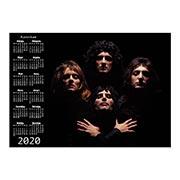 Настенный календарь Queen