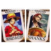 Блокнот для рисования One Piece