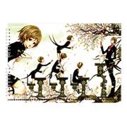 Альбом для рисования Tukiji Nao Art