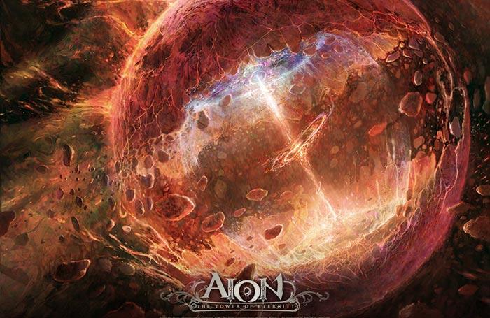 Настольный календарь Aion
