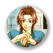 Средний значок по 24 Jikan Eikyou Chuu