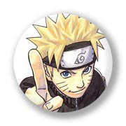 Средний значок по Naruto