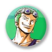 Средний значок One Piece