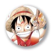 Средний значок по One Piece