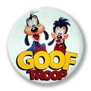 Большой значок по Goof Troop