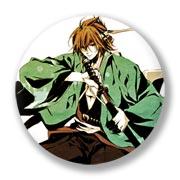Большой значок по Hakuoki: Shinsengumi Kitan