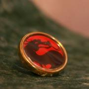 Маленький коллекционный значок Mortal Kombat
