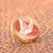 Маленький коллекционный значок Saint Seiya