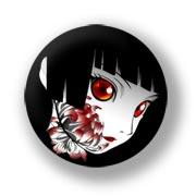 Маленький значок по Jigoku Shoujo