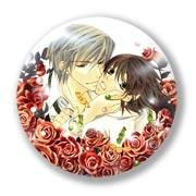 Гигантский значок по Junjou Romantica