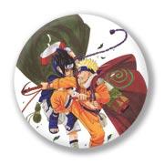 Гигантский значок по Naruto