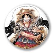 Гигантский значок по One Piece