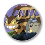 Гигантский значок My Neighbor Totoro