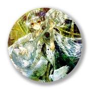 Гигантский значок по Yahata Aya Art