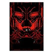 Постер на твёрдой основе (хардпостер) Avengers
