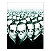 Постер на твёрдой основе (хардпостер) Matrix