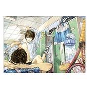 Портретный постер по Ayumi Kasai art